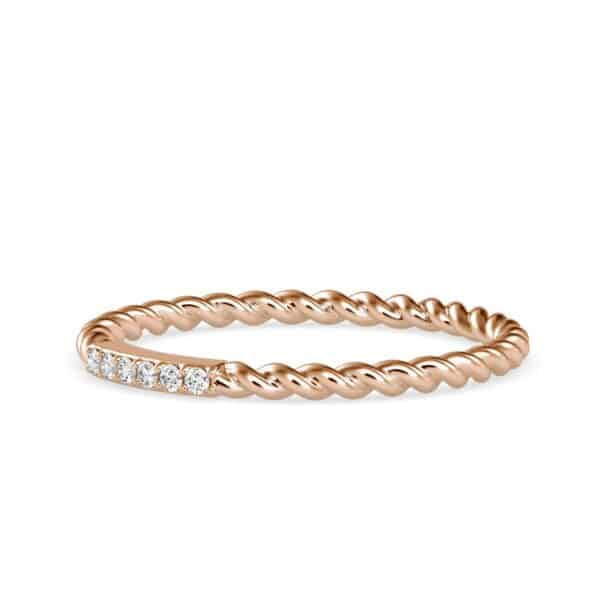 0685-R3 | US Expansion Batch - 7 | Delicate Rings | Launch price benefit | Diamond Jewellery Rendering
